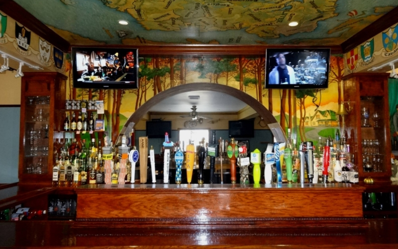 The Claddagh Irish Pub in Highlands New Jersey