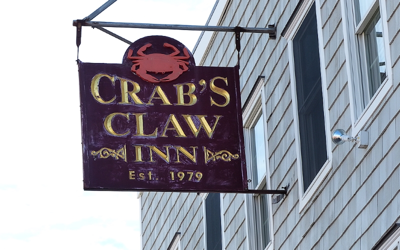 The Crabs Claw Inn Lavallette New Jersey