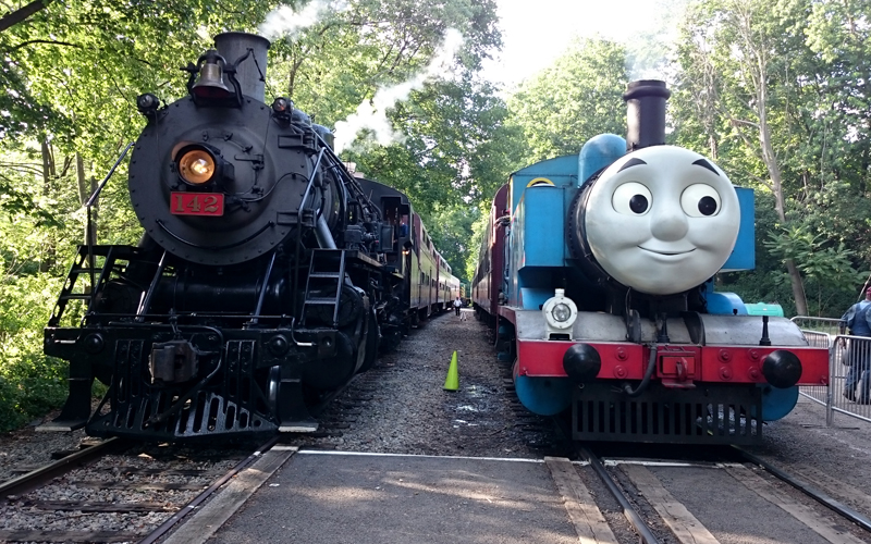 The Delaware River Railroad Excursions Top 50 Attractions for Kids in Northern Jersey