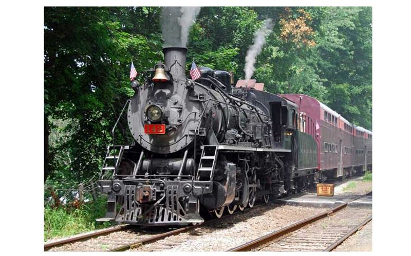 The Delaware River Railroad Excursions Train Rides For Children In NJ