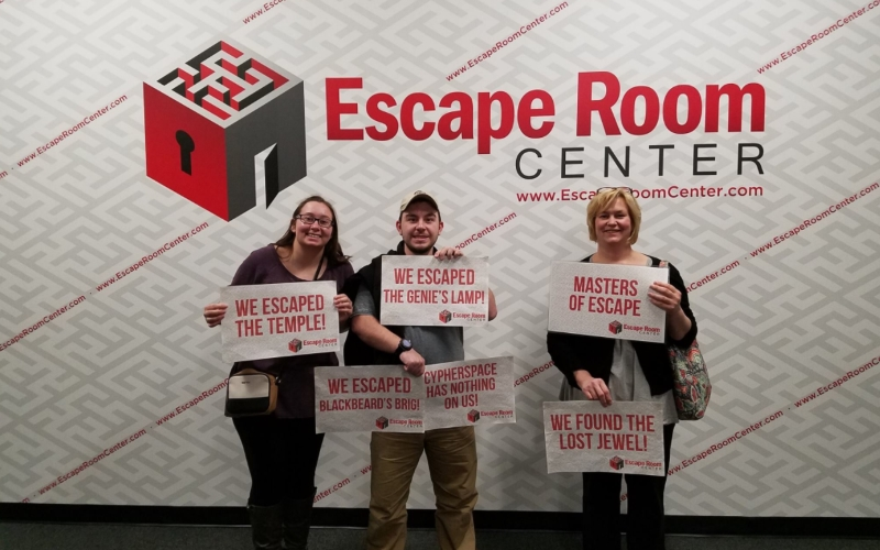 The Escape Room Center Northern New Jersey