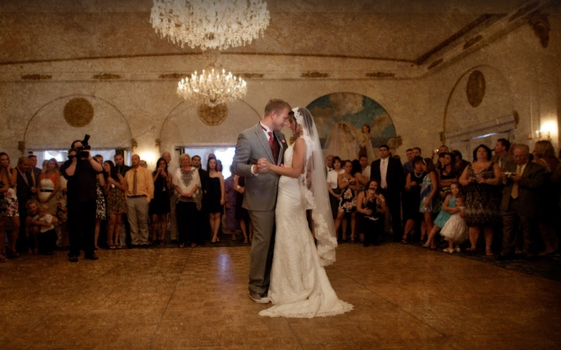 The Flanders Hotel Wedding Banquet Hall in Cape May NJ