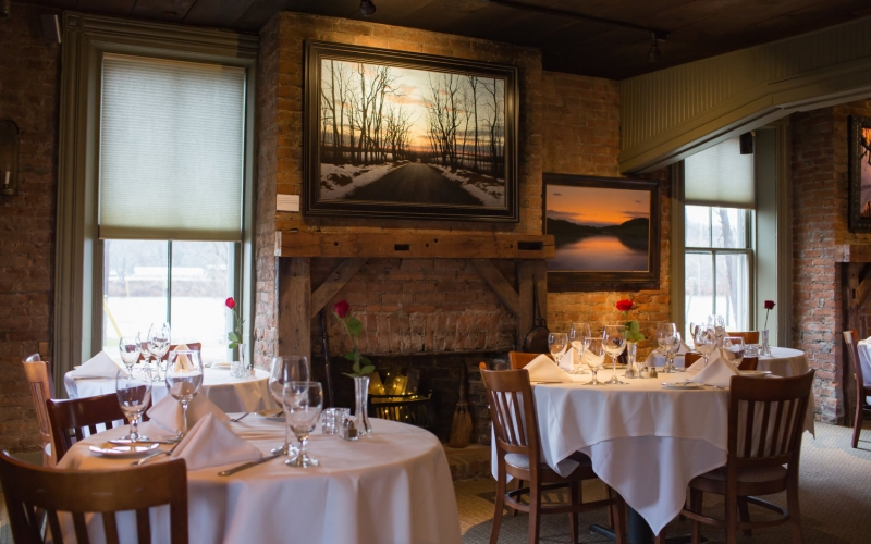 The Frenchtown Inn Top 10 Most Romantic Restaurants In Nj In