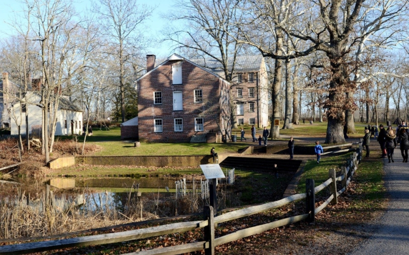 The Historic Village at Allaire Wall Township NJ