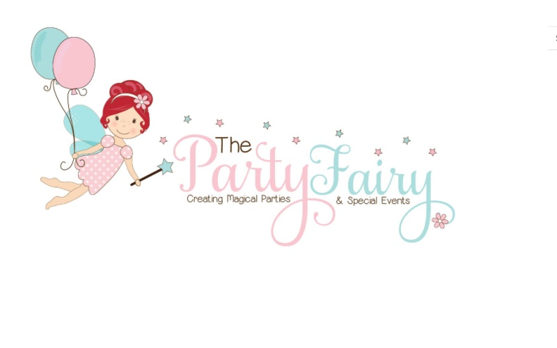 Image of the logo of The Party Fairy