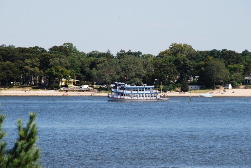 Jersey Shore Attractions Ocean County River Belle