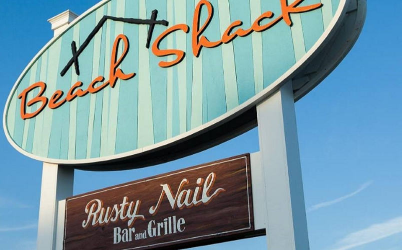 The Rusty Nail Cape May Restaurants in NJ