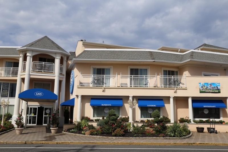 The White Sands Sea Spa and Salon Oceanfront Resort Jersey shore Attractions Point Pleasant