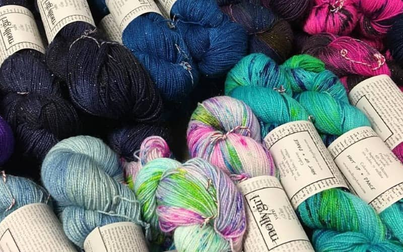 The Yarn Attic knitting classes in Northern New Jersey