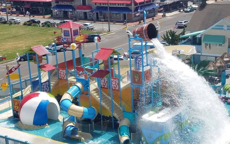 Thundering Surf Waterpark Top Attractions NJ