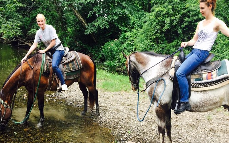 Top View Riding Ranch is Northern NJ's best outdoor adventure date destination!