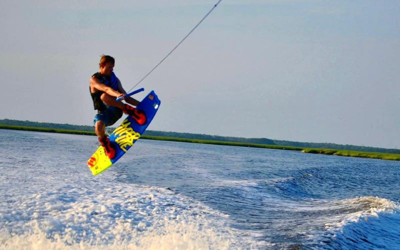 Totally Tubular Watersports water skiing facilities in Southern New Jersey