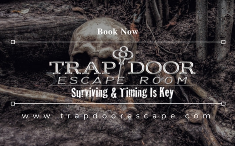 Trap Door Escape Room Haunted Halloween Events in NJ