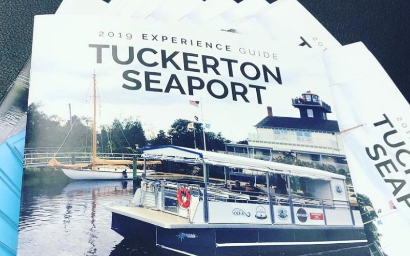 Image of tuckerton seport's experience guide