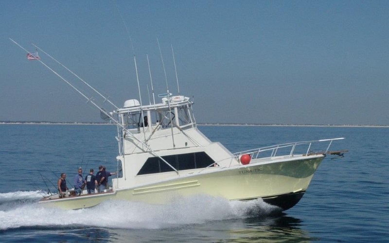 Tuna-Tic Sportfishing Fishing Charter Boats in Ocean County NJ