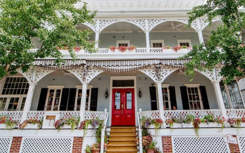Virginia Hotel & Cottages Romantic Getaways Cape May NJ