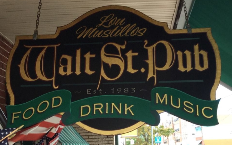 Walt Street Pub Top Shore Bars Red Bank NJ