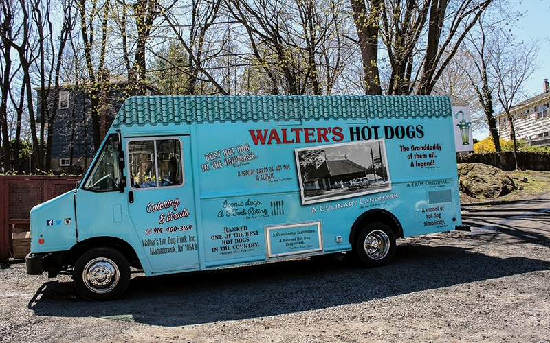 Walter's Hot Dogs Catering Events Northern Jersey