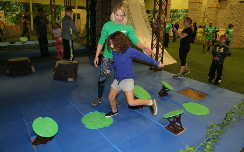 Warrior Gyms Kids Party Places Southern NJ