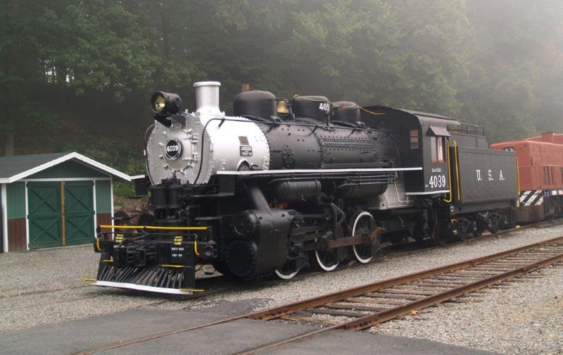 Whippany Railroad Museum Train Rides for Children in Northern NJ