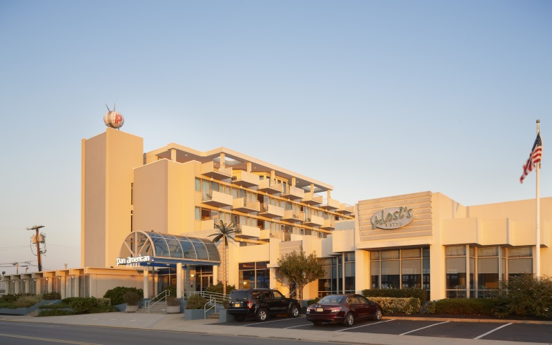 Your stay at the Pan American Hotel is perfect for the whole family! The best hotel in Wildwood NJ!