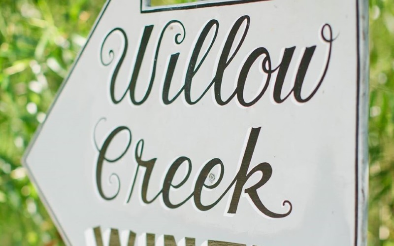 Image of Willow Creeks sign