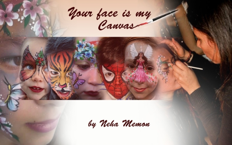 Your Face is my Canvas Henna Tattoos in NJ