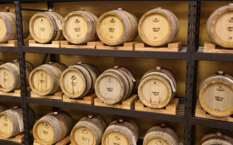 Your Own Winery Corporate Team Building Riverdale NJ